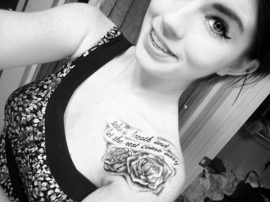 rose_clavcula_desenho_de_tatuagem_para_as_mulheres
