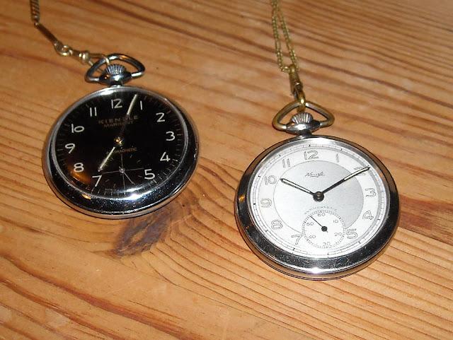 """montres """"de mineur"""" Kienzle K2a"""