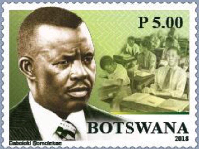 Commonwealth Stamps Opinion: 1265. ?? African New Issues ...