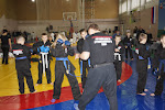 Открытый областной турнир по рукопашному бою Тихвин 25-26.10.2013