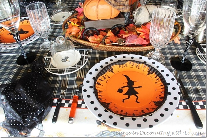 Bewitching Luncheon for Halloween