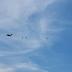 KC-390 Millennium realiza primeiro lançamento de paraquedista