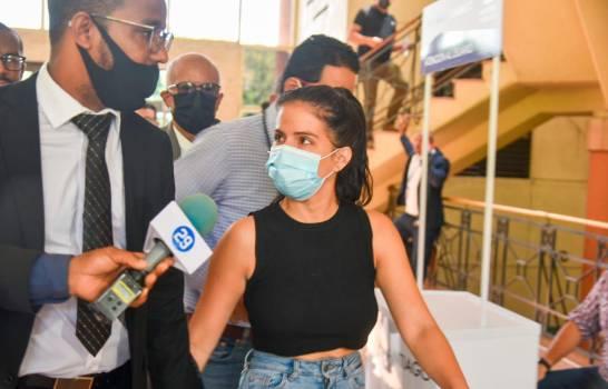 Interrogan y dejan en libertad a Heidy Musa, vinculada a supuesta red de Operación Falcón