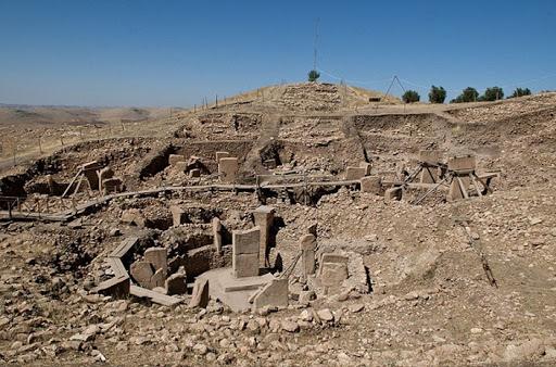 O primeiro templo da história