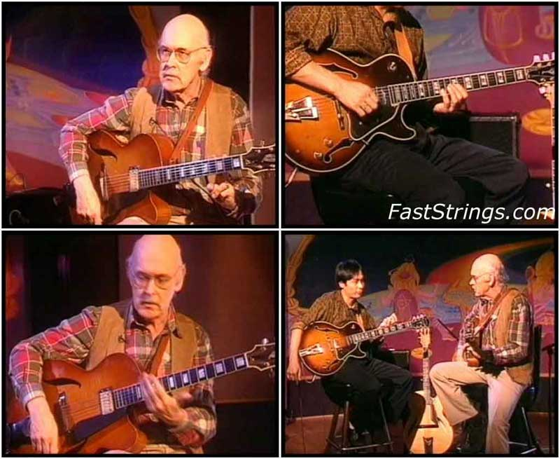Jim Hall - Jazz Guitar Master Class (Vol. 1, 2, 3)