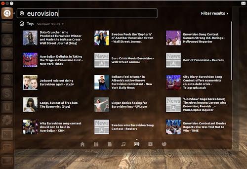 Unity News Lens