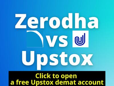 Zerodha vs Upstox