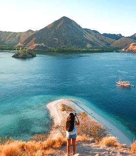 Pulau komodo nusa tenggara