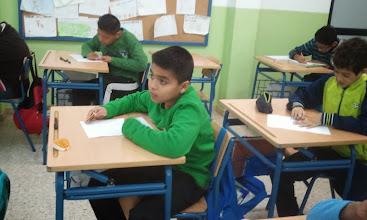 Photo: Alumnos de 6º Pensamos ¿Cómo puedo dibujarme?