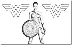Lego Wonder Woman Coloring Page - Free Lego Coloring Pages :  ColoringPages101.com | 154x244