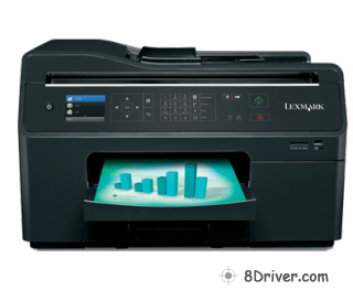 download and setup Lexmark Pro4000c laser printer driver