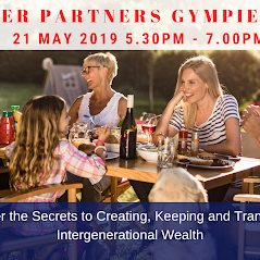 Gympie Tax Accountants Charter Partners Intergenerational Wealth Event