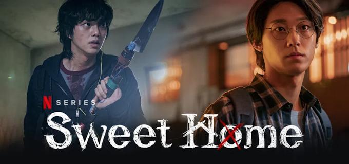 Sweet Home (Season 1) [Hindi Dubbed 5.1 DD + Korean] Dual Audio | WEB-DL 720p