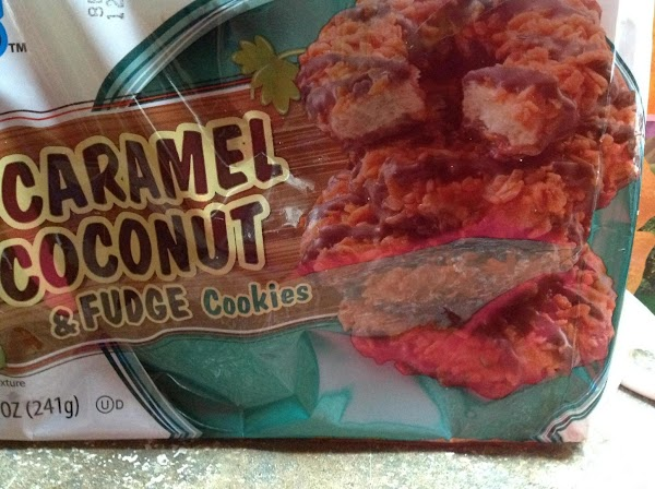 The cookies I used for the crust is the Wal Mart Version of the...