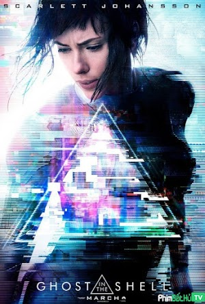 Phim Vỏ Bọc Ma - Ghost In The Shell (Live Action) (2017)