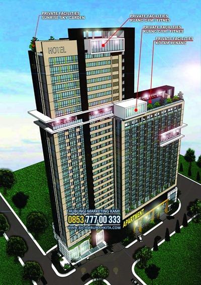 Fasilitas Apartement Cipta Group