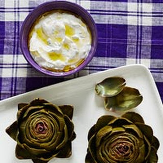 Artichoke & Mint Dip Recipe