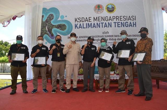 Pemprov Kalteng Usulkan Tahura di Sebangau