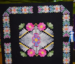 2005 Quilt Show - (B) Applique Machine Quilted-Any Size