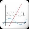 数学グラフ -zugadel- icon