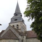 Église Notre-Dame de Saint-Clair-sur-Epte : chevet