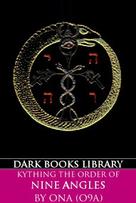Cover of Order of Nine Angles's Book Kything The Order of Nine Angles