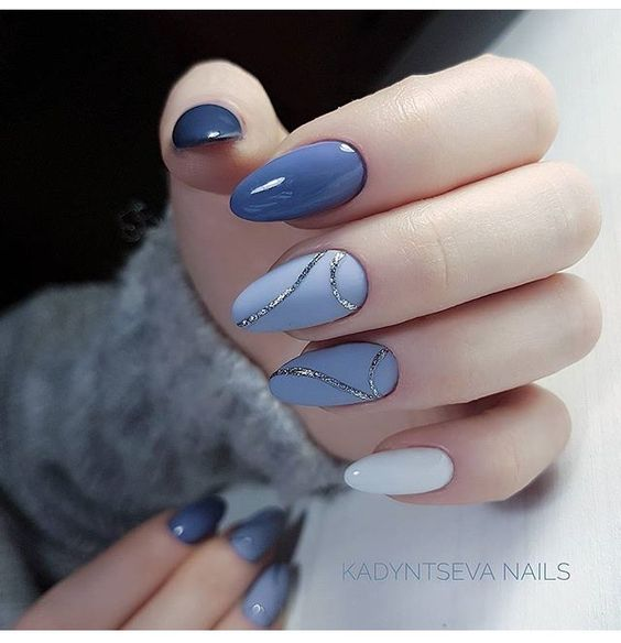 Easy Nail Designs For Long Nails 2018 2