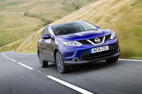 Qashqai still the SUV leader