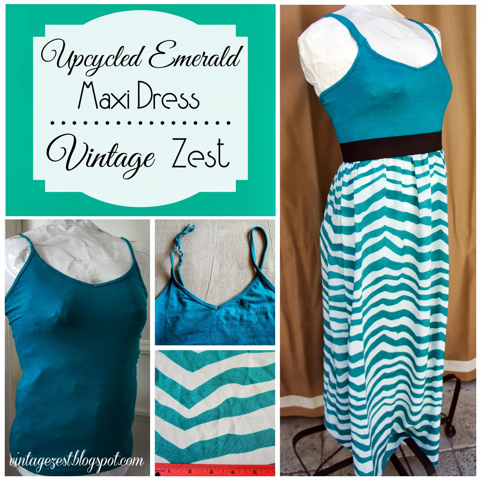 Sewing Diane S Vintage Zest