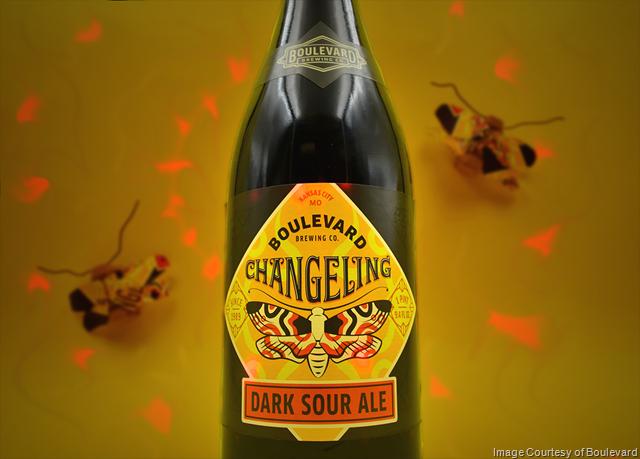 Boulevard Changeling Dark Sour Ale Returns