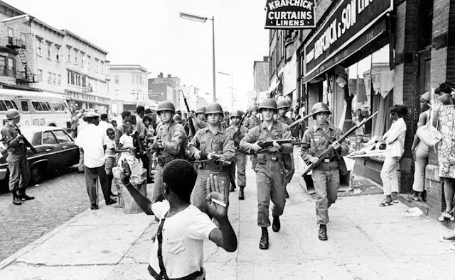 Hollywood and Detroit to commemorate 1967 'rebellion'