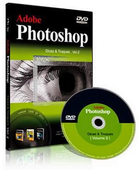 dvd2 2 1 Download – Adobe Photoshop – Dicas & Truques Vol.2 Baixar Grátis