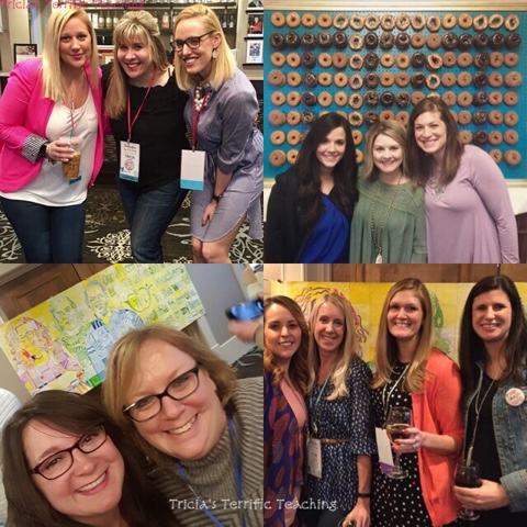 Teachers Pay Teachers TPT Flock 2017 a day of learning, collaboration, and inspiration with fellow educators