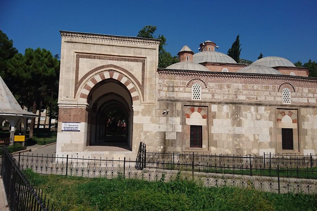 Bayezid Paşa Camii