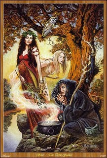 Maiden Mother Crone, Gods And Goddesses 7