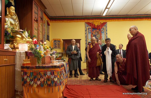 Tibetan Audience with HH Dalai Lama/HH Sakya Trizins Teaching in Portland, OR. - 32-cc%2BP5120125%2BC72.JPG