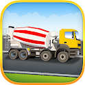 Cars, Trucks, Vehicles Puzzles icon