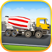 Cars, Trucks, Vehicles Puzzles