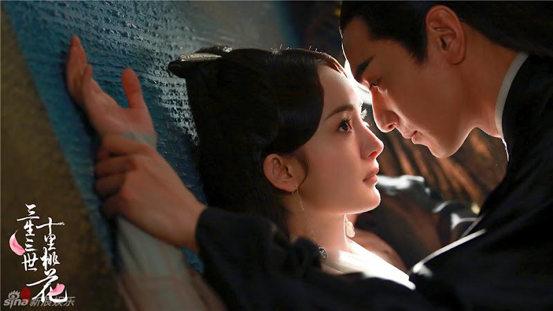 Three Lives Three Worlds Ten Miles of Peach Blossoms  China Drama