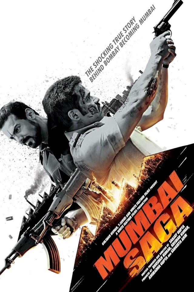 Mumbai Saga - Full Movie (2021).
