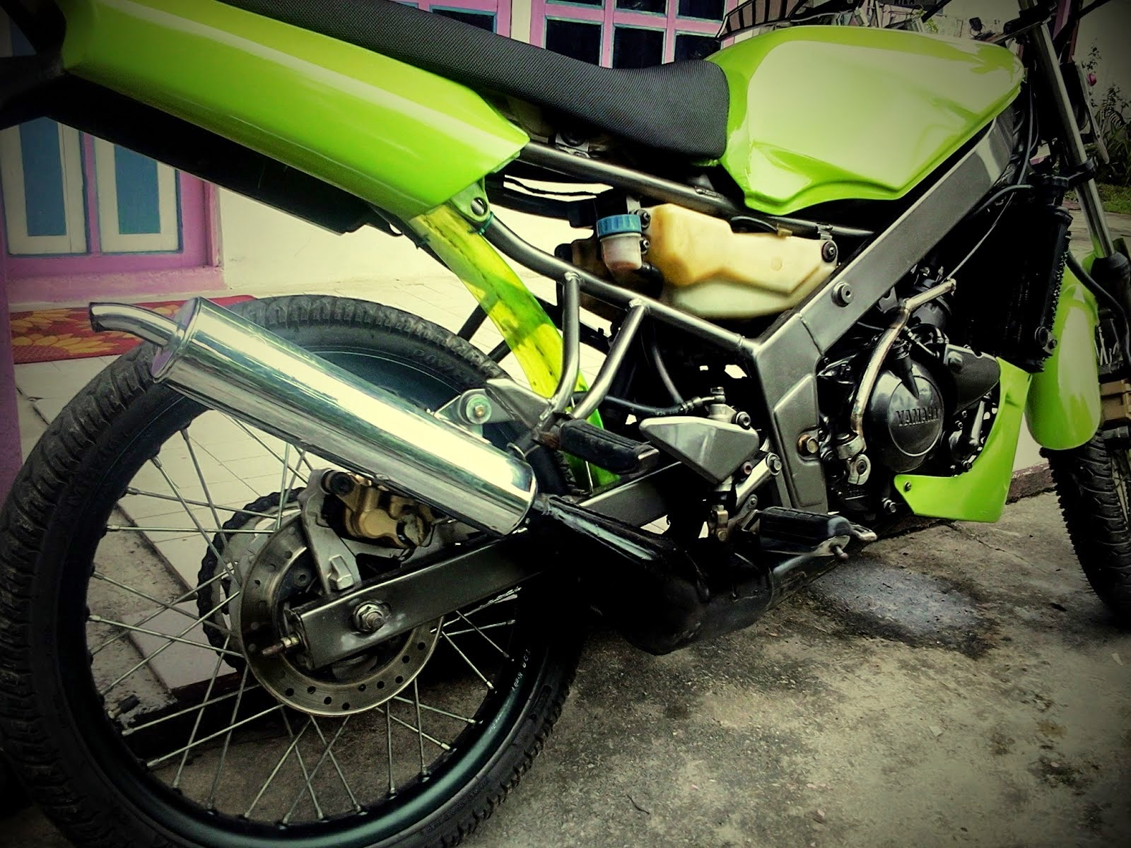 Cb150r Modifikasi Ringan
