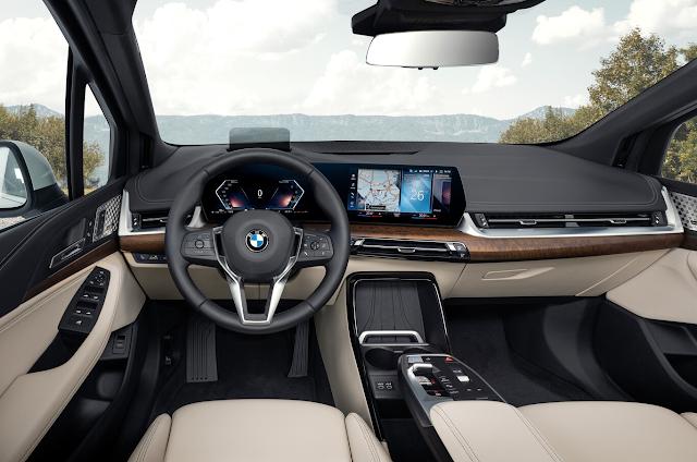 BMW Serie 2 225e xDrive y 230e xDrive Active Tourer