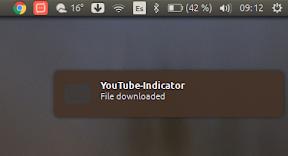 Nueva actualización de YouTube-Indicator - ejemplo 4