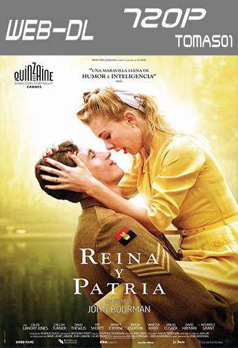 Reina y patria (2014) WEB-DL 720p