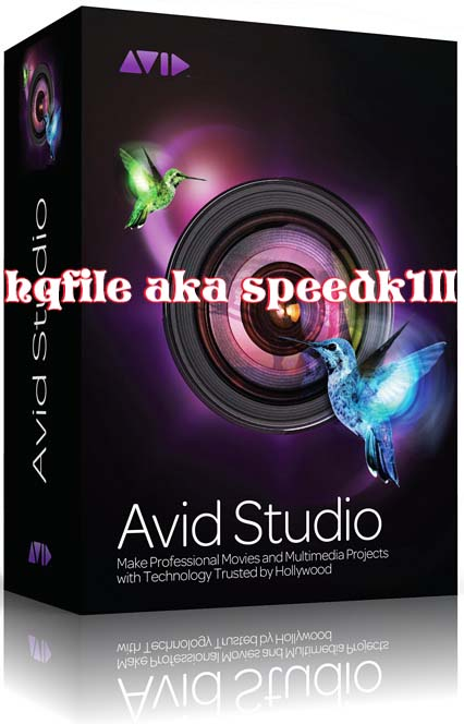 Avid Studio Multilanguage-CYGiSO