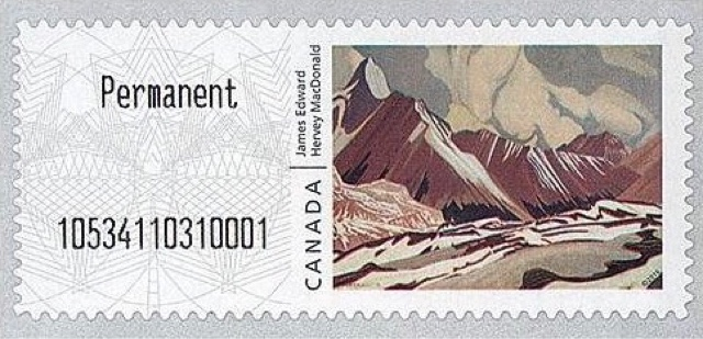 Commonwealth Stamps Opinion: 884  Canada Post Kiosk Stamps