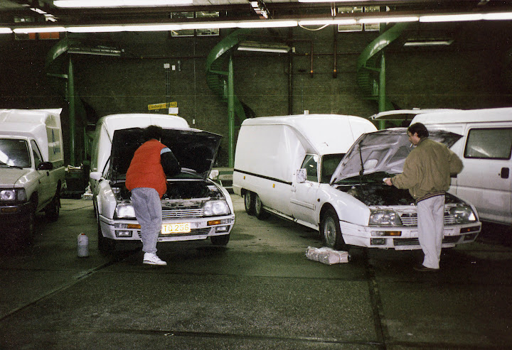 "Des Citroën hors normes : les ""Tissier"" Ocs_olie"