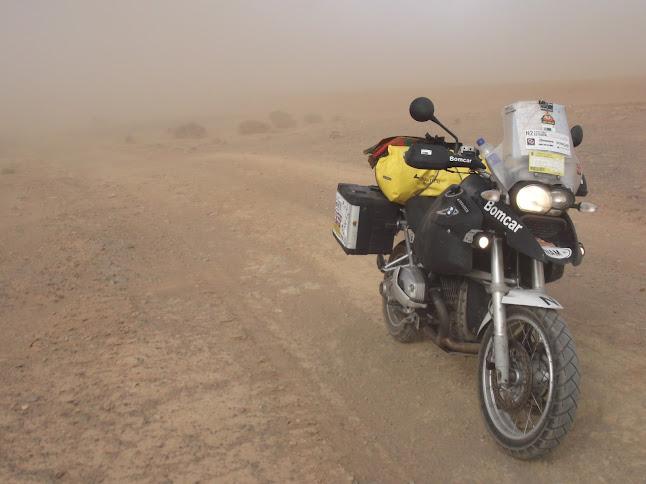 Marrocos e Mauritãnia a Queimar Pneu e Gasolina - Página 9 DSCF1080