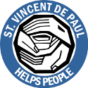 Support people. Support St. Vincent de Paul.