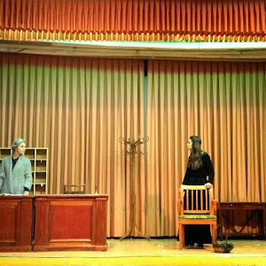 """""""El malentendido""""  - Certamen de teatro - """"La Campana es Sueño"""" - 2014"""